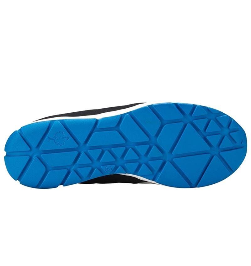 O1: e.s. O1 Work shoes Honnor, men's + oxidblack/peacockblue 2