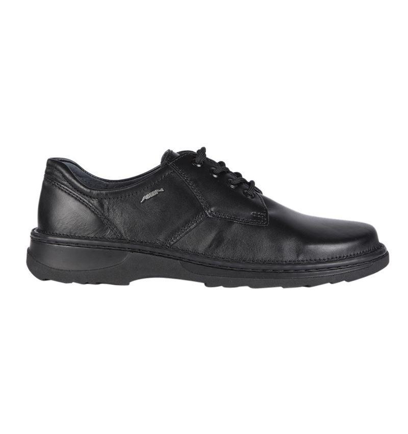 O1: ABEBA O1 Men's Reflexor shoes Nico + black