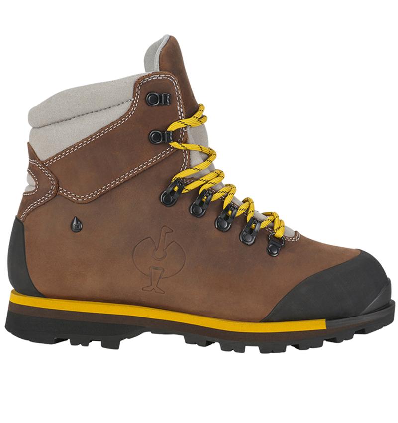O2: O2 Work shoes e.s. Darak II + bark/ash/wheat