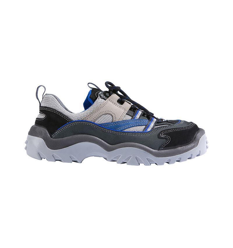 S1: S1 Safety shoes Relax + anthracite/grey