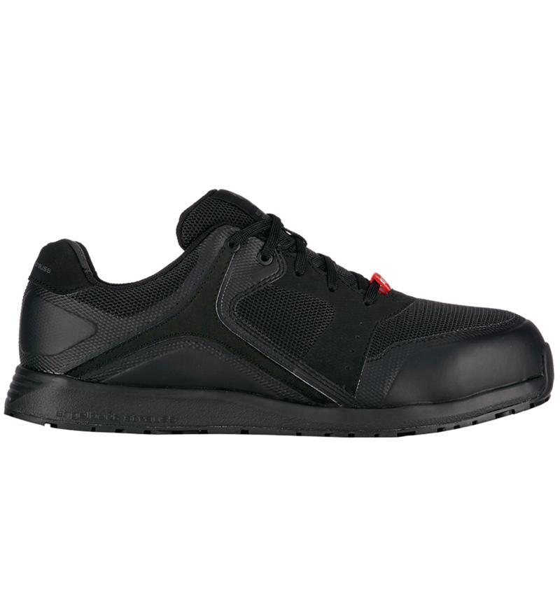 S1: e.s. S1 Safety shoes Erebos + oxidblack