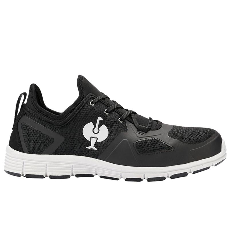 S1: S1 Safety shoes e.s. Manda + black/silver