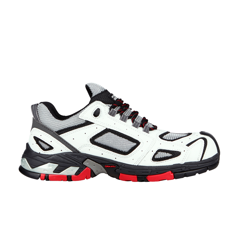 S1: S1 Safety shoes Ben + white