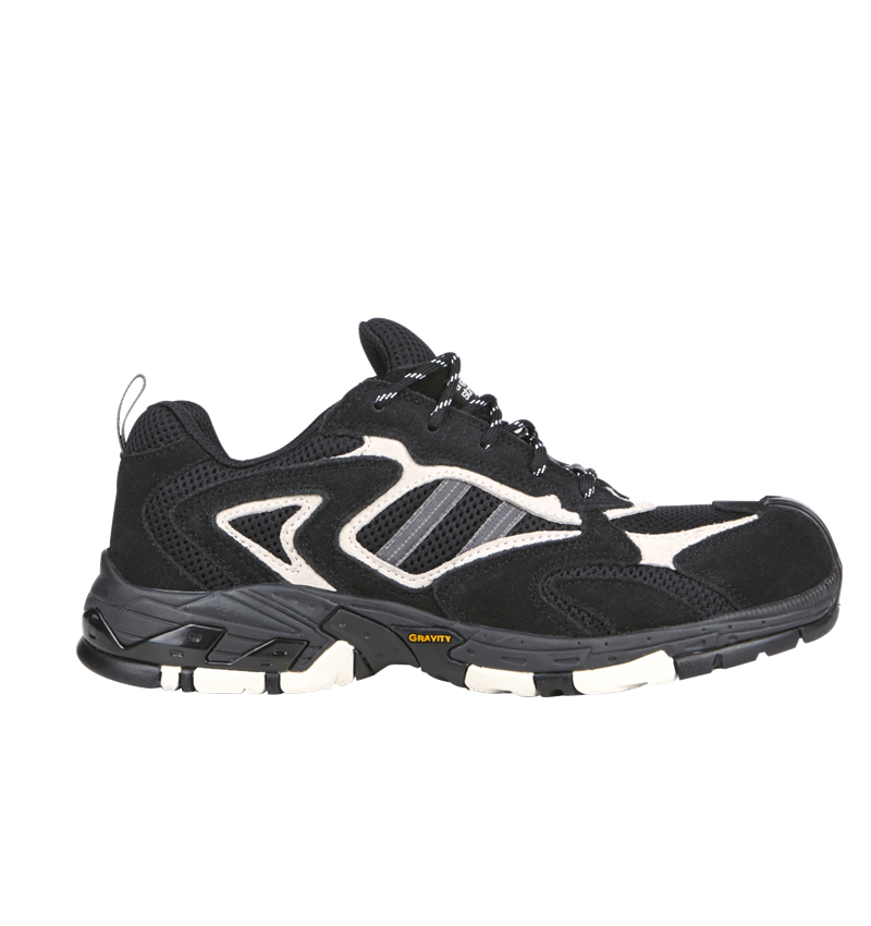 S1: S1 Safety shoes Tim + black