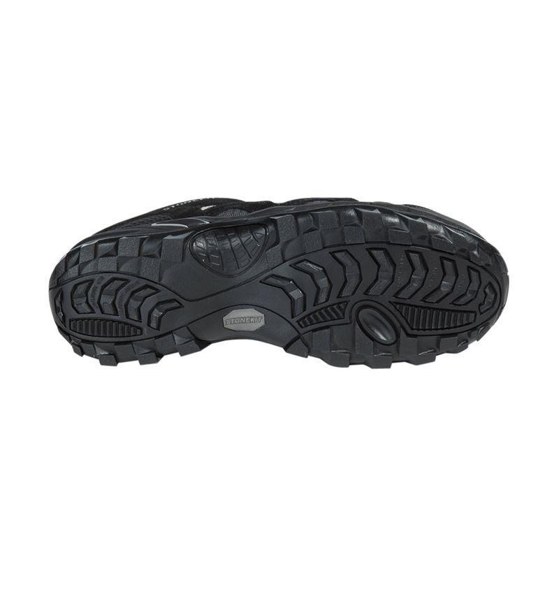S1: STONEKIT S1 Safety shoes Portland + black/asphalt 2