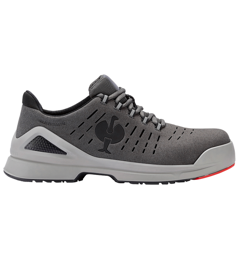 S1: S1 Safety shoes e.s. Zembra + anthracite
