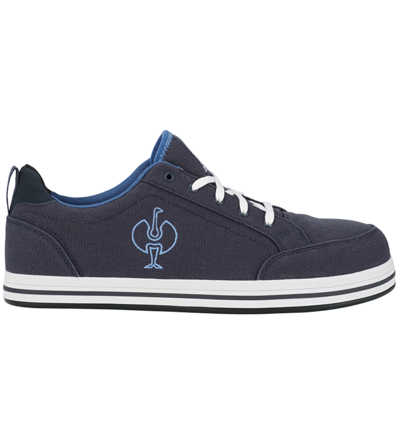 S1: S1 Safety shoes e.s. Tolosa II low + pacific/cobalt