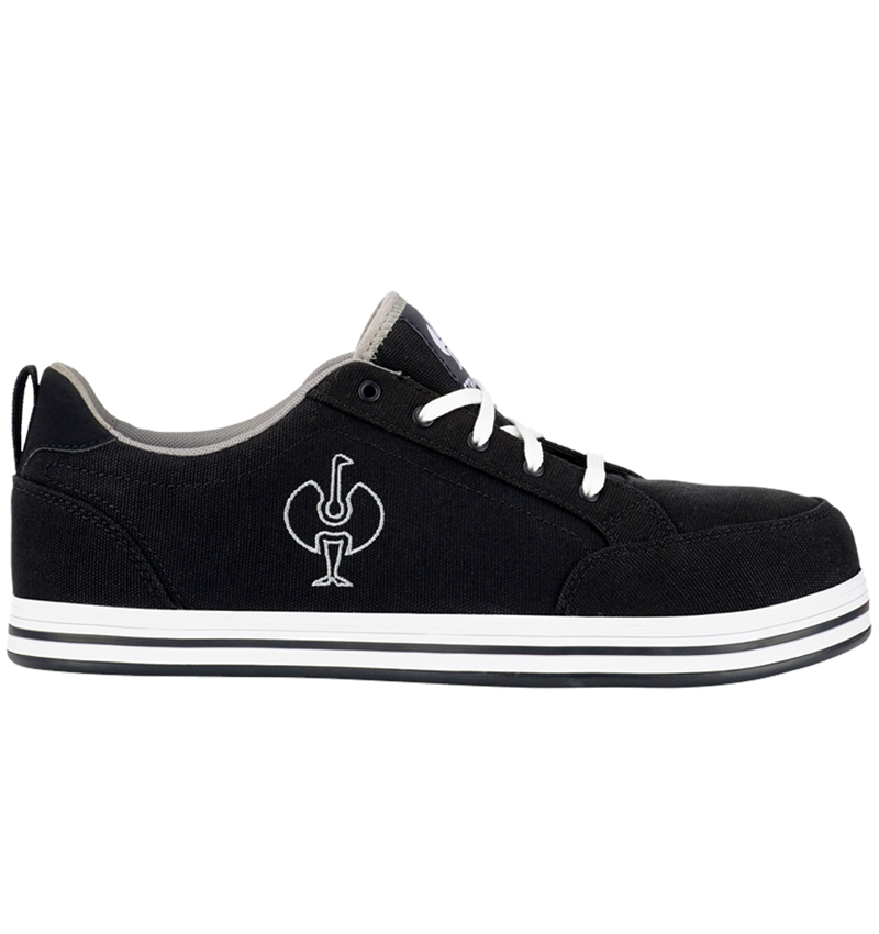 S1: S1 Safety shoes e.s. Tolosa II low + black/lightgrey
