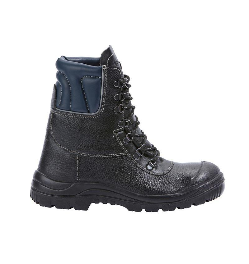 S3: STONEKIT S3 Winter safety boots Ottawa + black/blue