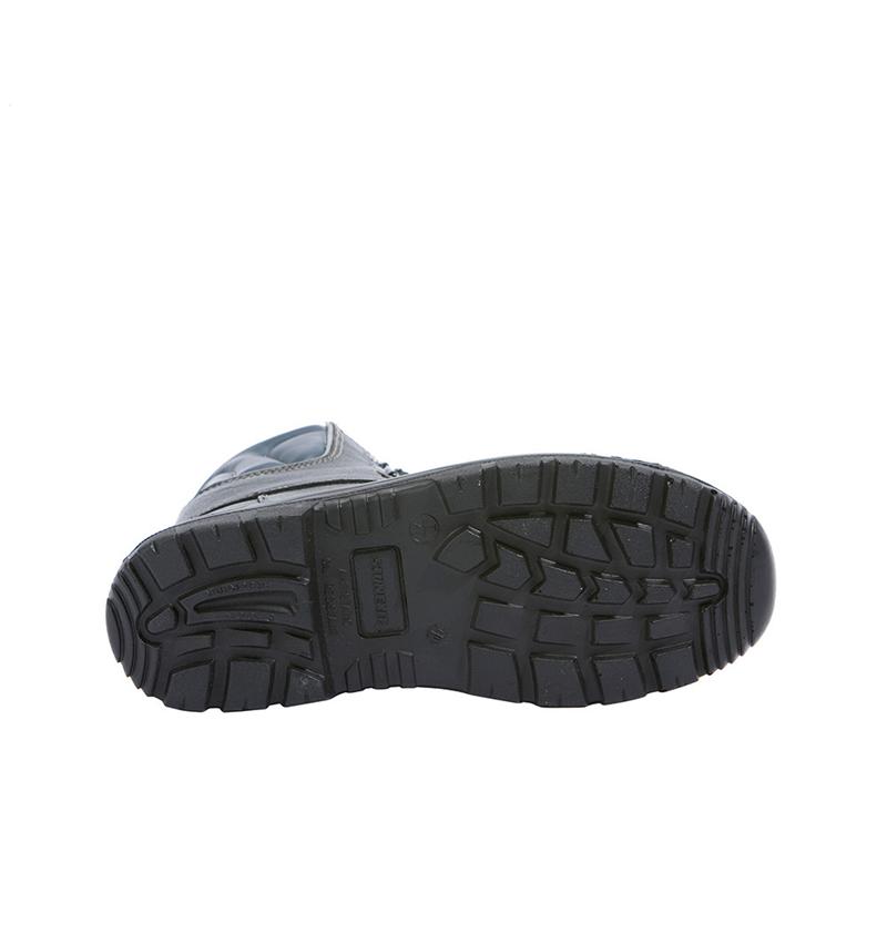 S3: STONEKIT S3 Winter safety boots Ottawa + black/blue 2