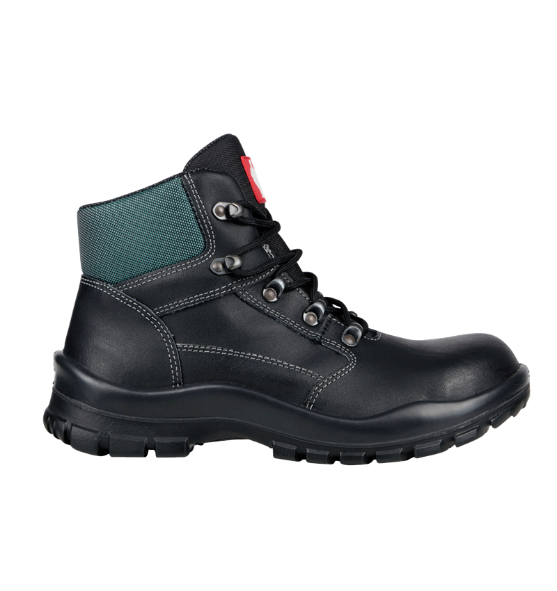 S3: S3 Safety boots Comfort12 + black