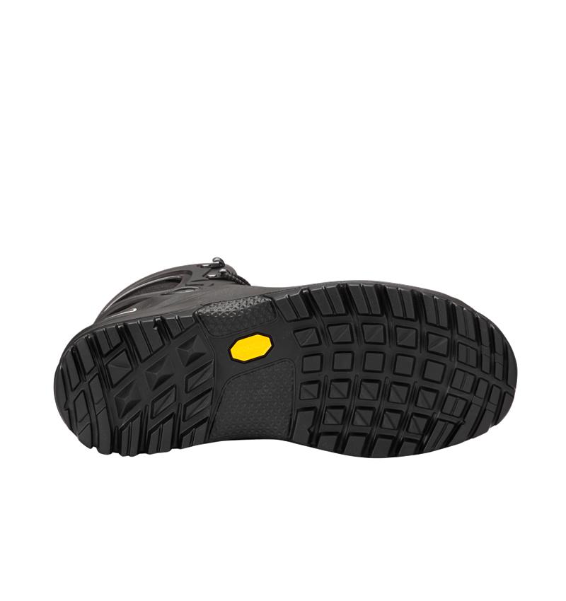 S3: S3 SympaTex-Sicherheitsschuhe BIOMEX® + schwarz 2
