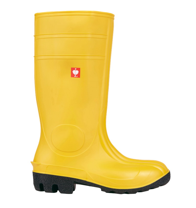 S5: S5 Safety boots + yellow