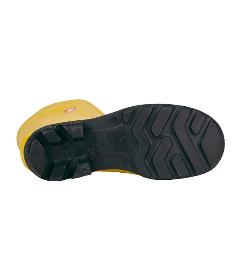 S5: S5 Safety boots + yellow 2