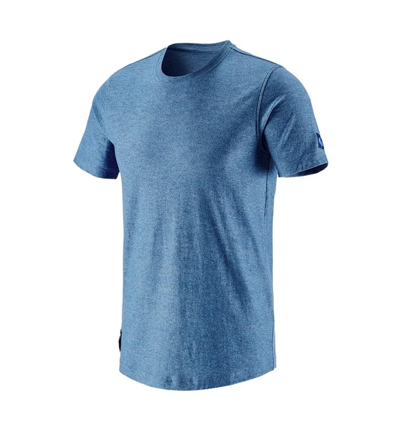 Shirts, Pullover & more: T-Shirt e.s.vintage + arcticblue melange