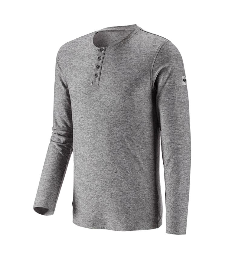 Shirts, Pullover & more: Long sleeve e.s.vintage + black melange