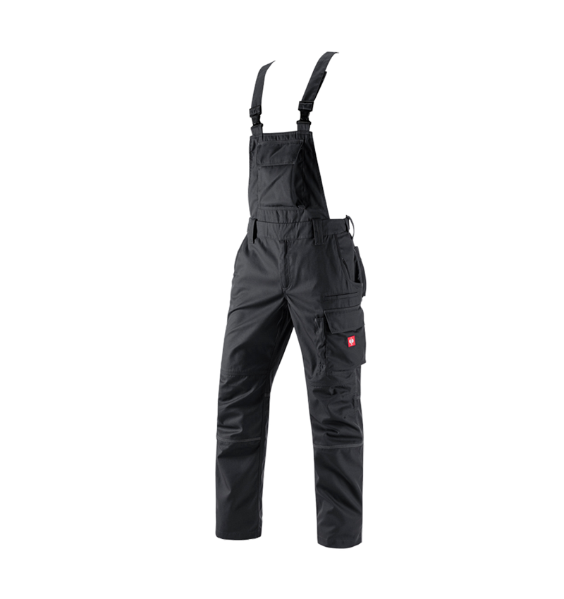 Pantalons de travail: Salopette e.s.industry + graphite