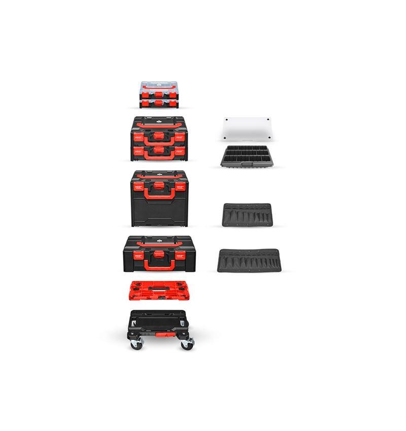 Werkzeugkoffer: STRAUSSbox Aktions-Set III