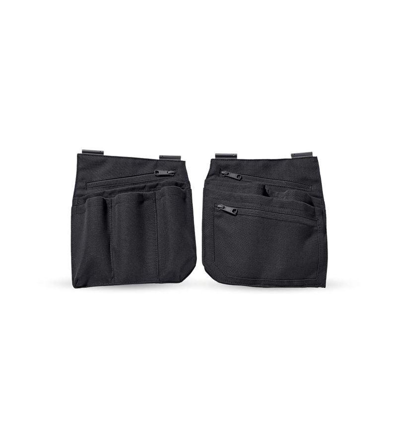 Accessoires: Werkzeugtaschen e.s.concrete solid + schwarz