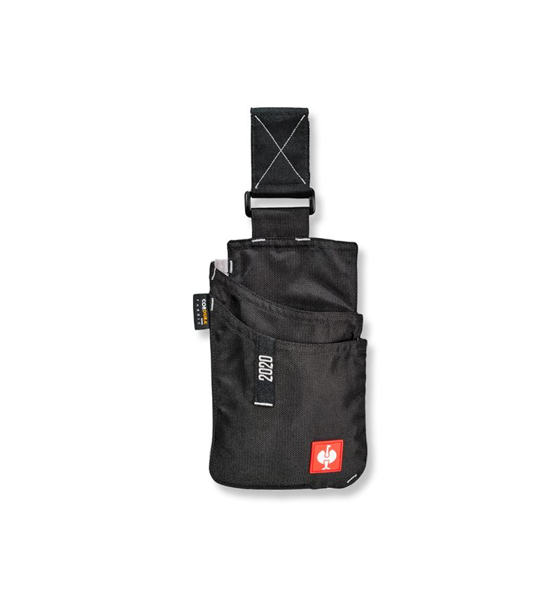 Accessories: Tool bag e.s.motion 2020, small + black/platinum