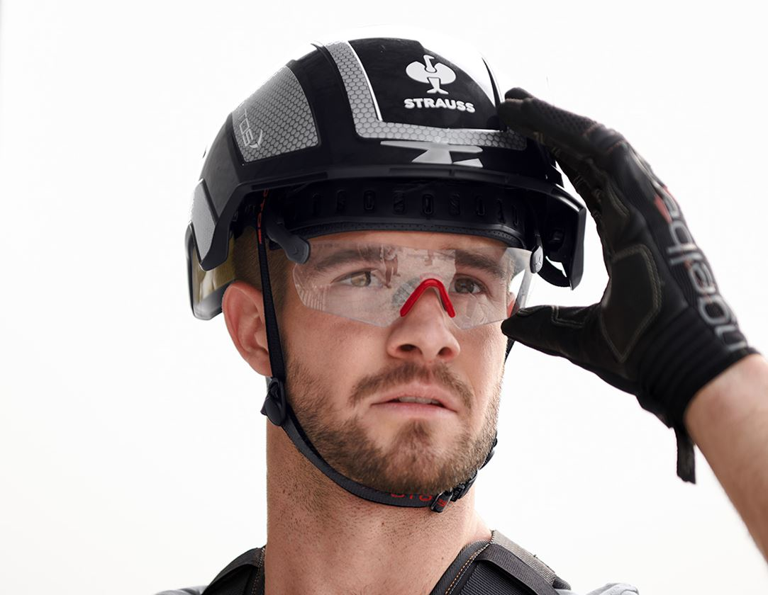 Kopfschutz Zubehör: e.s. Schutzbrille  Protos® Integral + klar