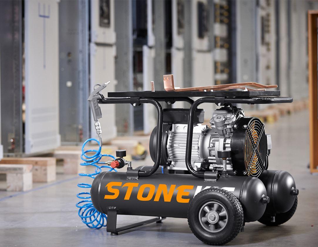 Outils électriques: STONEKIT Compresseur de montage Extreme 300
