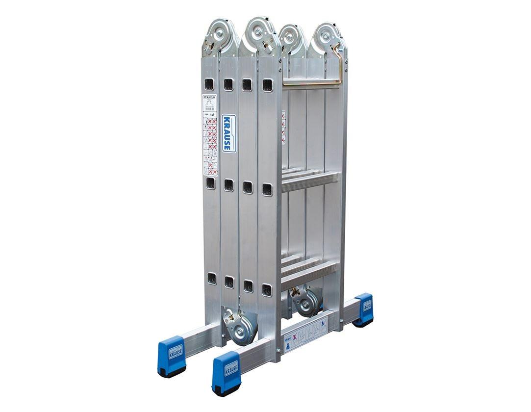 Ladders: Stabilo joints. Universal ladder MultiBoard
