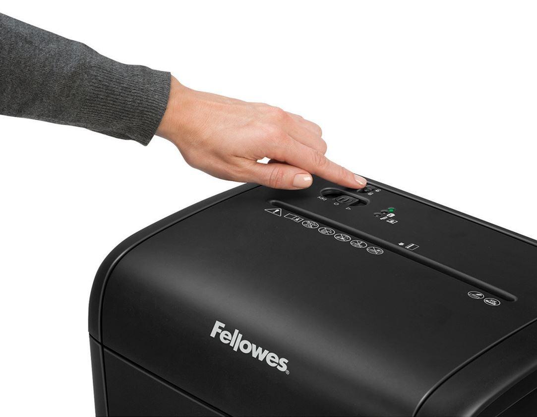Office equipment: Document shredder 10M