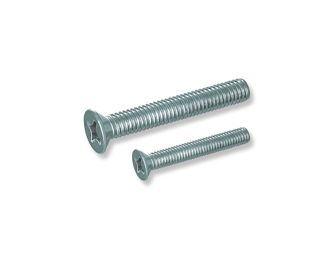 Screws: Threaded screw DIN 965