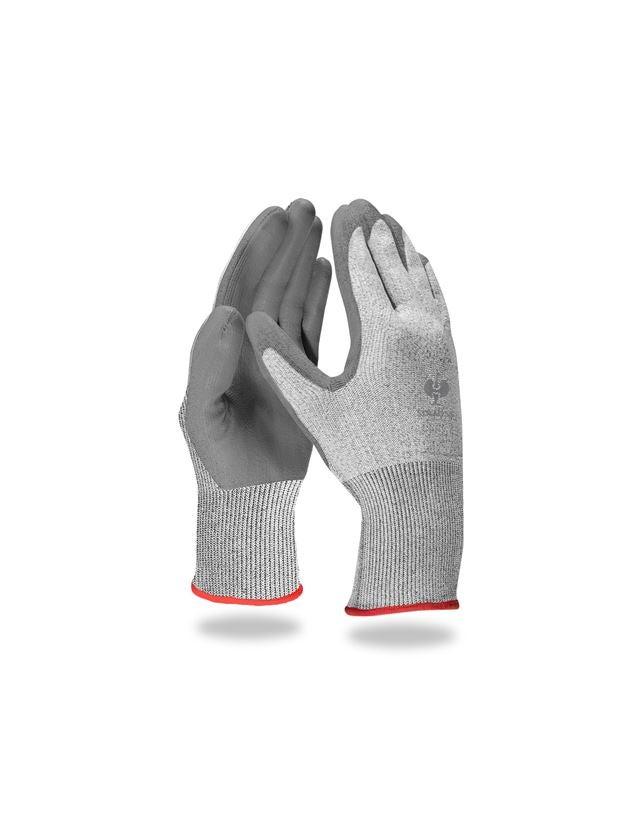 Beschichtet: PU-Schnittschutzhandschuhe, cut C