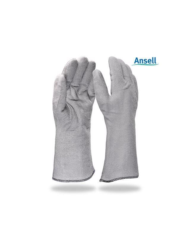 Beschichtet: Nitril-Hitzehandschuhe Crusader-Flex™