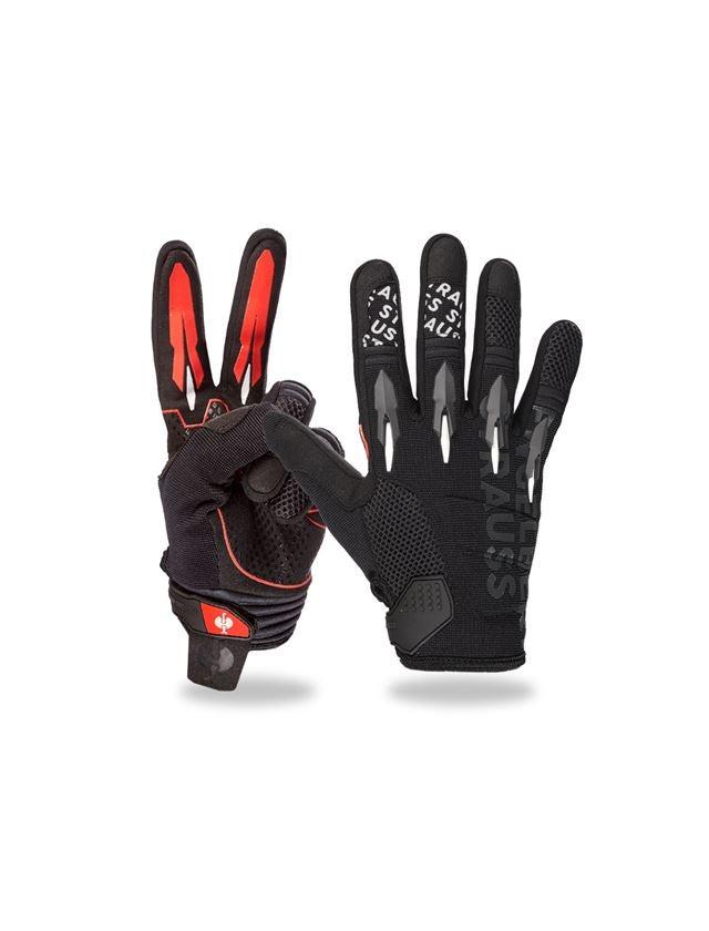 Hybrid: e.s. Mechanic's gloves Top-Grip II