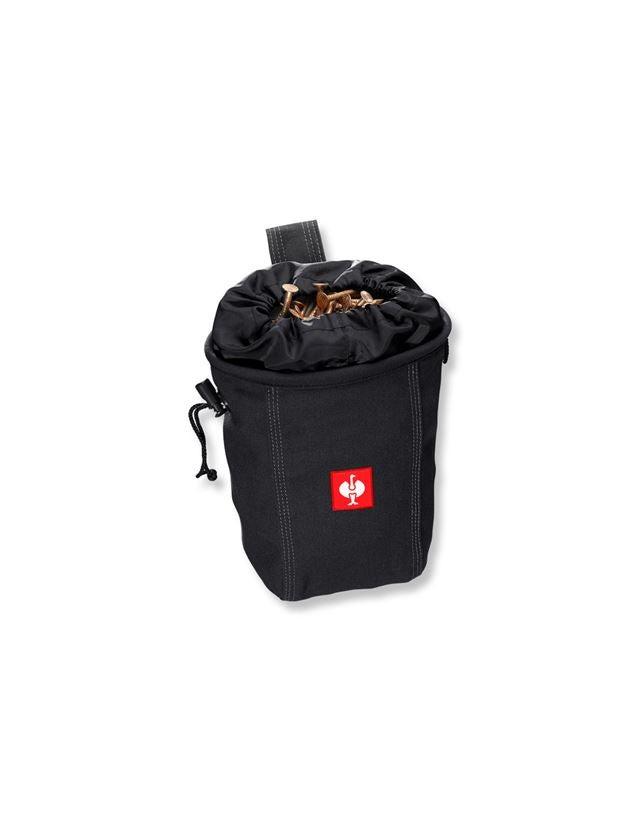 Accessories: Nail bag e.s.roughtough + black