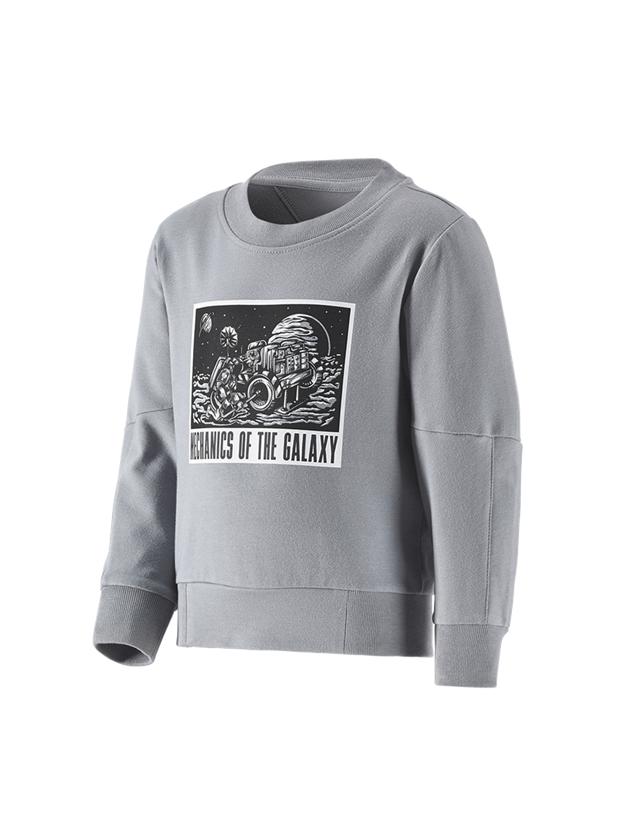 Hauts: e.s. Sweatshirt Mission 2020, enfants + platine