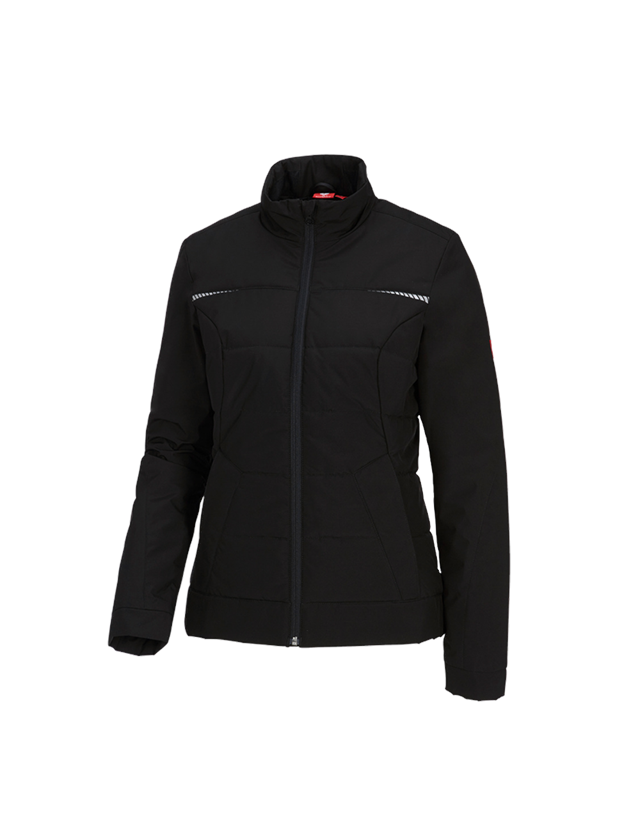 Work Jackets: Windbreaker e.s.motion denim, ladies' + black