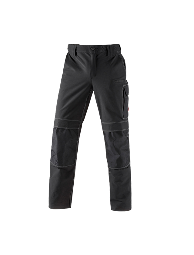 Work Trousers: Functional trousers e.s.dynashield + black