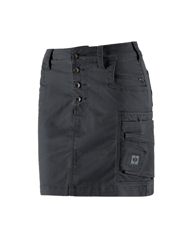 Dresses & Skirts: Skirt e.s.motion ten, ladies' + oxidblack