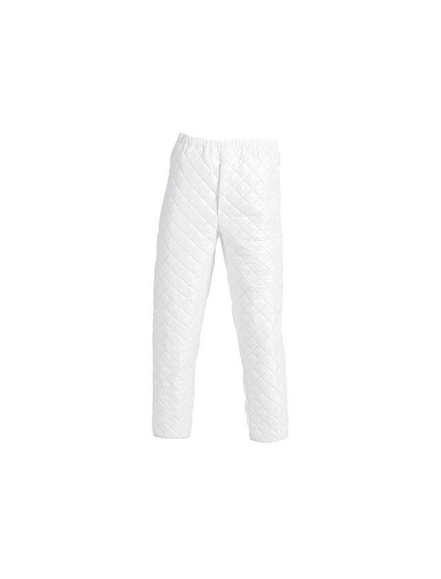 Underwear | Functional Underwear: Thermal trousers Rotterdam + white