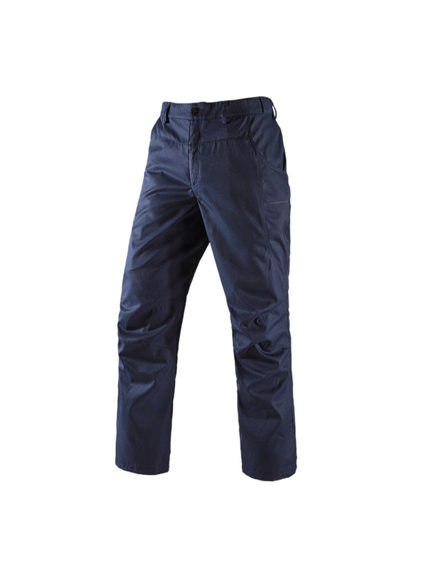 Work Trousers: Service trousers  e.s.active + navy