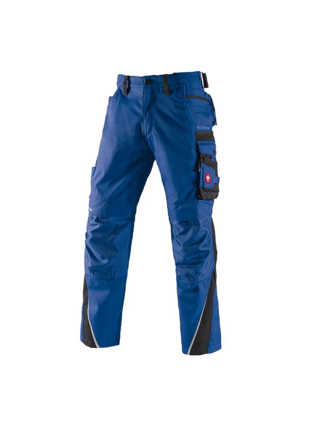 Hosen: Bundhose e.s.motion + kornblau/schwarz