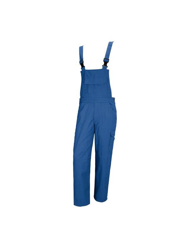 Pantalons de travail: STONEKIT Salopette Aalborg + bleu royal