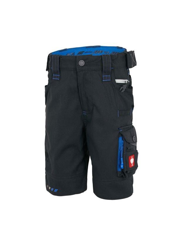 Shorts: Shorts e.s.motion 2020, children's + graphite/gentian blue