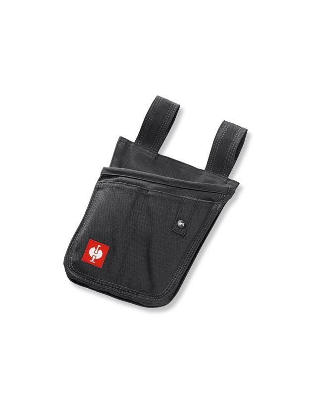 Accessoires: Sacoche à outils e.s.roughtough + noir
