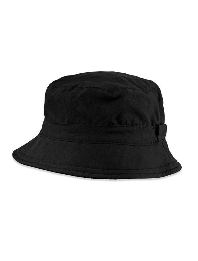 Accessoires: Chapeau professionnel + noir