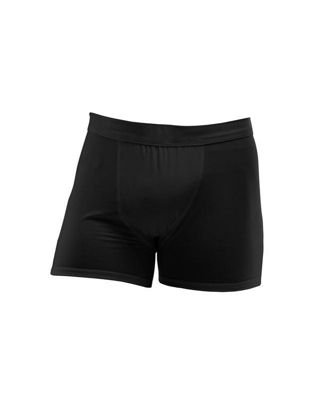 Underwear   Functional Underwear: Shorts Active + black