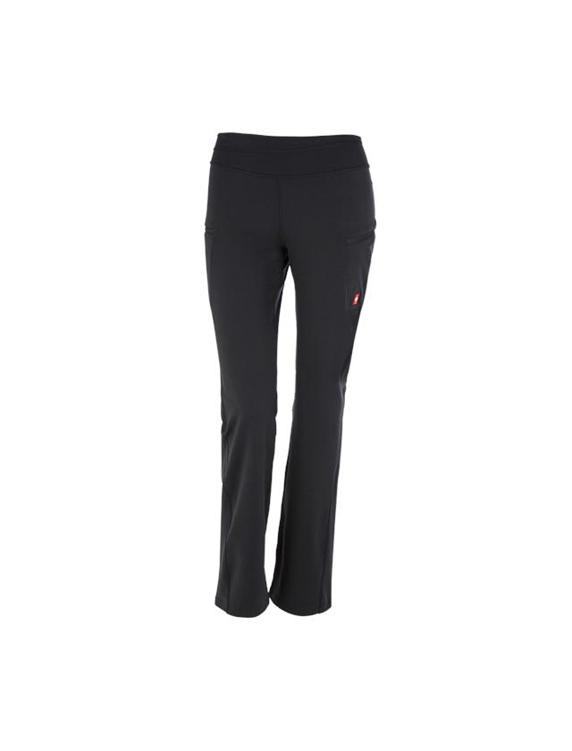 Work Trousers: e.s. Work jazz pants + black