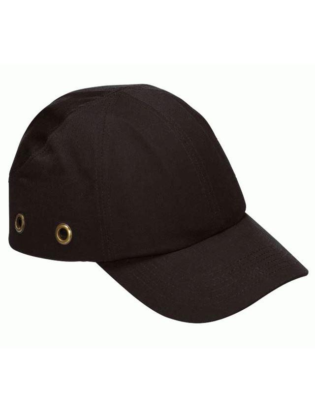 Hard Hats: Safety helmets + black