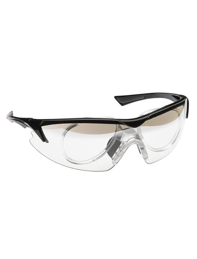 Safety Glasses: e.s. Safety glasses Araki, with glasses holder + clear
