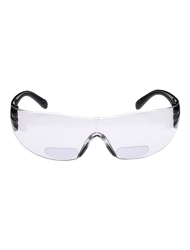Safety Glasses: e.s. Safety glasses Iras, reading glasses function