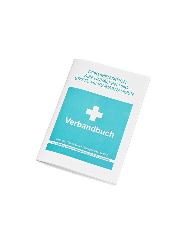 Accessories: Verbandbuch